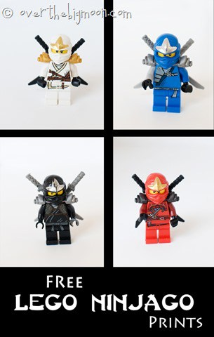 playroom6 thumb Lego Ninjago Free Art Printables
