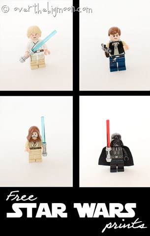 star wars thumb Free Lego Star Wars Art Prints
