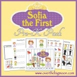 Sofia Button 150x150 Frozen Coloring Pages
