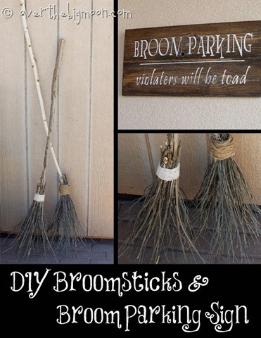 broomstick button