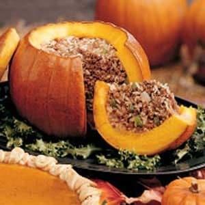 9 Delicious Dinner In A Pumpkin Recipes