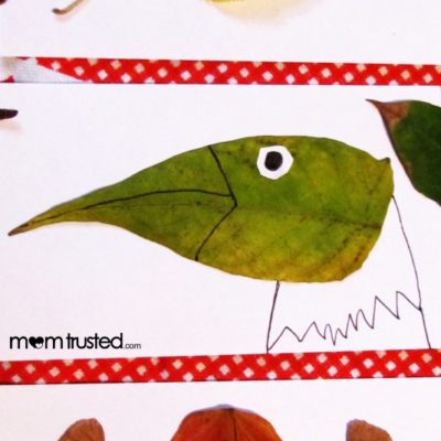Leaf Animals & Meet Angela from momtrusted.com
