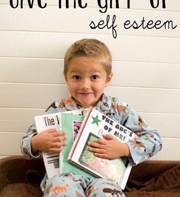 Self Esteem Gift Books 2013