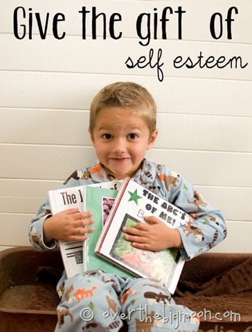 Give the gift of self esteem