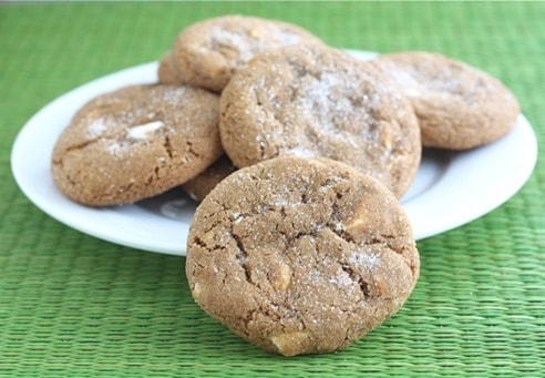 chewy-gingersnap-cookies