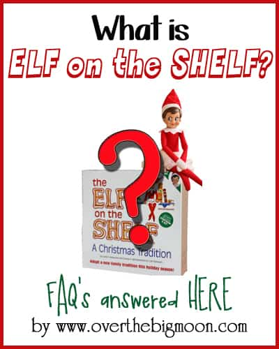 elf on the shelf What is Elf on the Shelf?