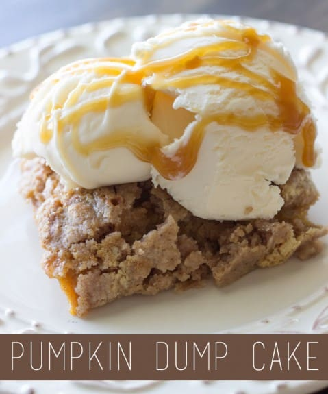 Over The Big Moon Gooey Pumpkin Cake
