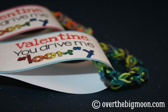 loom bracelet2 Loom Bracelet Valentine