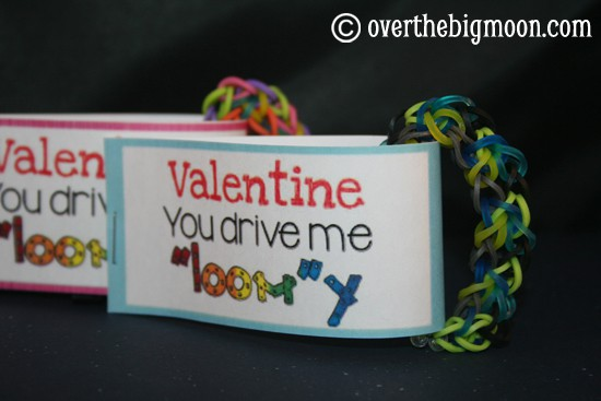 loomy Loom Bracelet Valentine