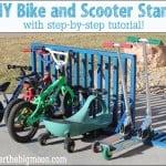 bike-scooter-stand