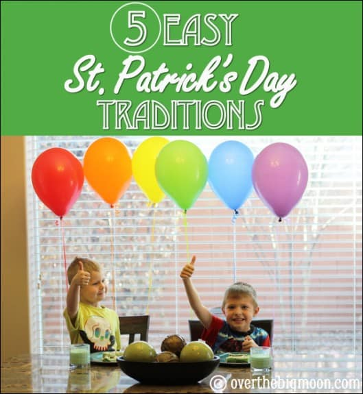 St.Patricks Traditions Button 529x575 5 Easy St. Patricks Day Traditions