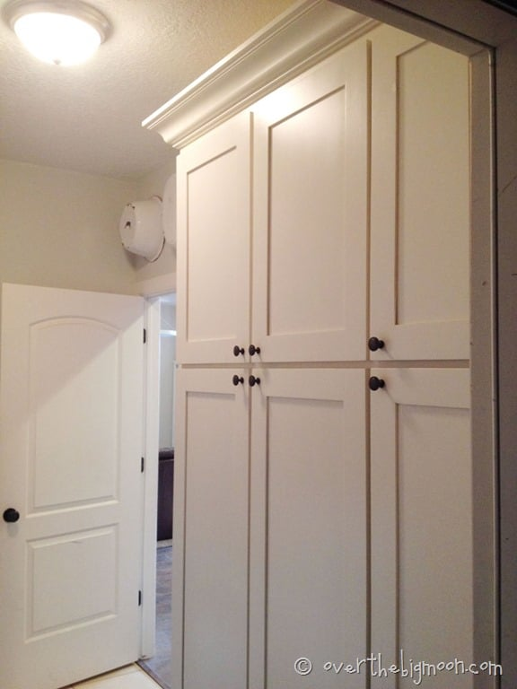 Cabinet feet wood