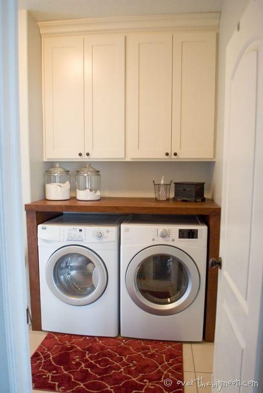 Laundry room renovation for Laundry room renovation