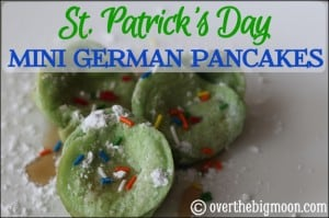 mini german pancakes button 300x199 5 Easy St. Patricks Day Traditions