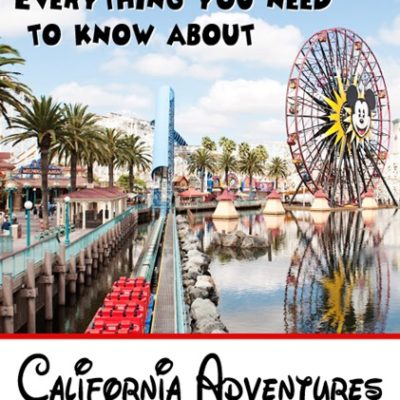 California Adventure - Everything you Need to Know about Planning your Trip