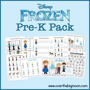 Frozen Button 300x300 Frozen Pre K Pack Expansion