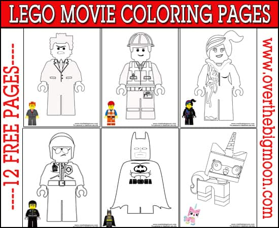 Lego Coloring Button Lego Movie Coloring Pages