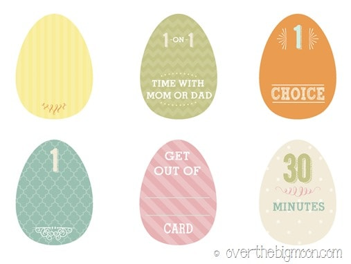 easter privilege cards1