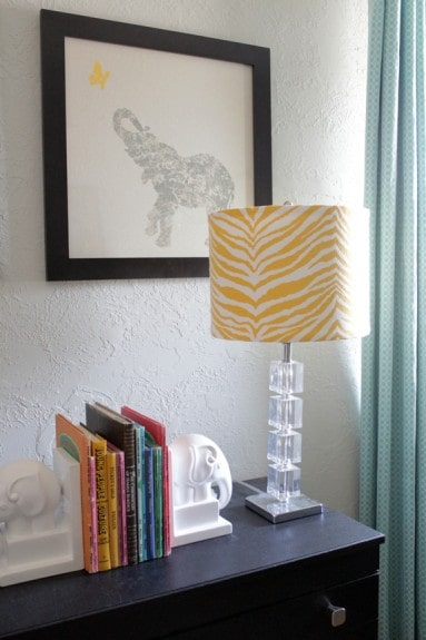 lamp from left