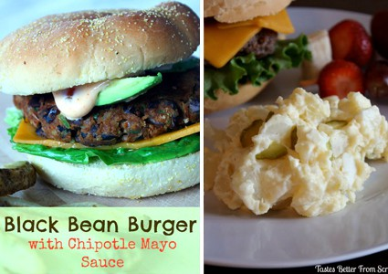 Bean Potato Must Try Burgers and Sides