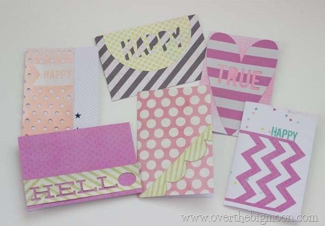 Homemade Birthday Cards And Birthday Calendar