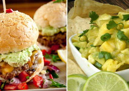 Mexican Salsa Must Try Burgers and Sides