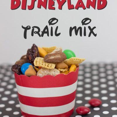 Disneyland Trail Mix