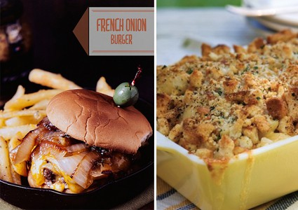 onion mac Must Try Burgers and Sides