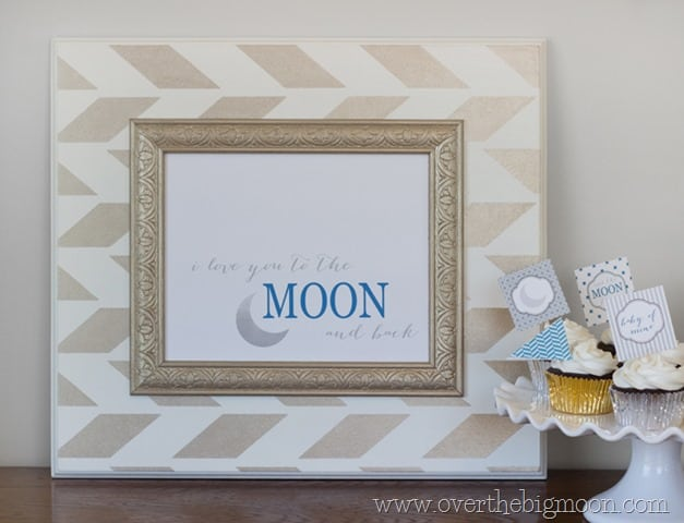 over the moon shower6