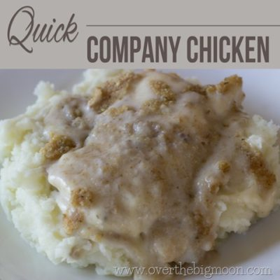 Quick Company Chicken
