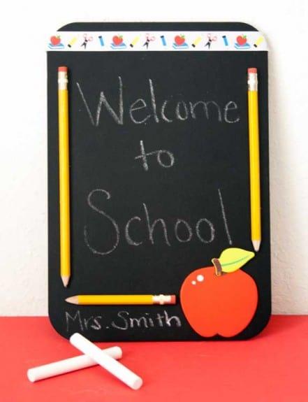 Back to School Teacher's Gift - illistyle.com