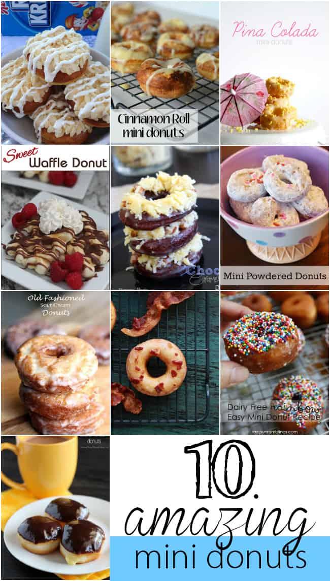Donut Blog Hop