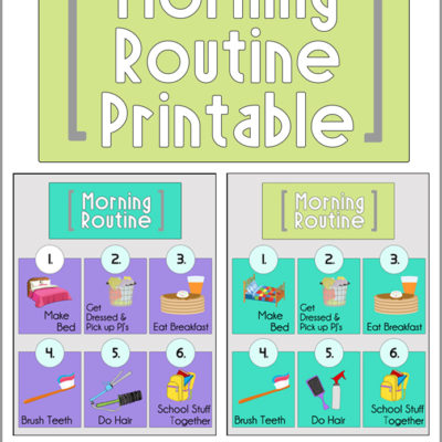 Morning-Routine-Button