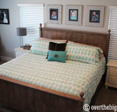 Chalk Paint Master Bedroom Furniture Makeover