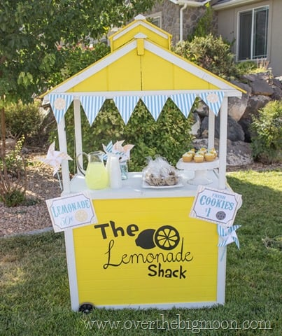 Free lemonade stand printables for Cool lemonade stand ideas