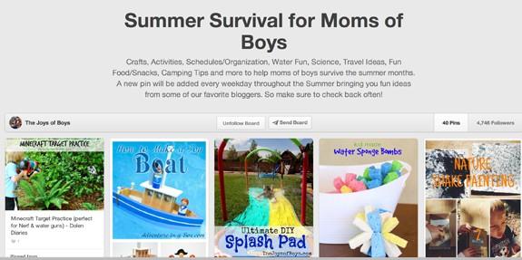Summer-Survival-Pinterest
