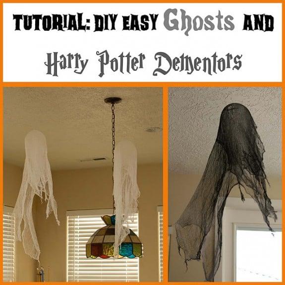 Ghosts-Dementors