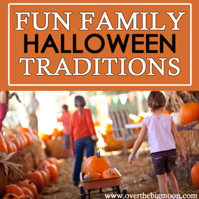 Family Halloween Traditions