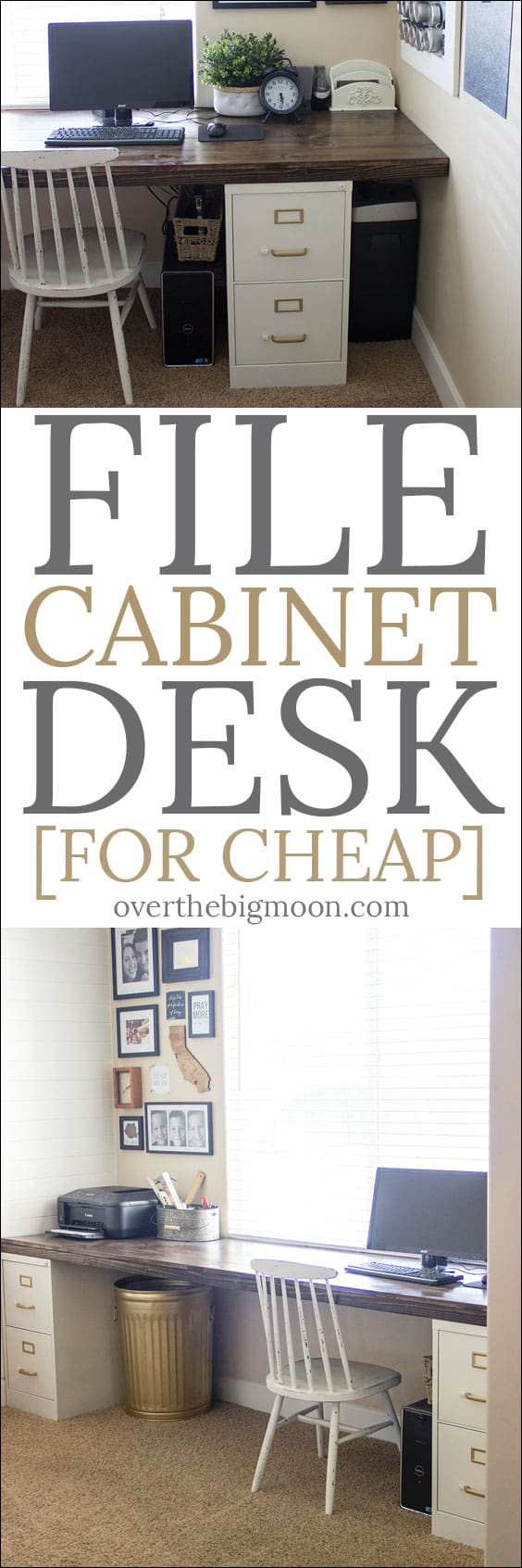 Create An Affordable And Beautiful Craft Or Work E Easily Come Learn How To Build Paint A File Cabinet
