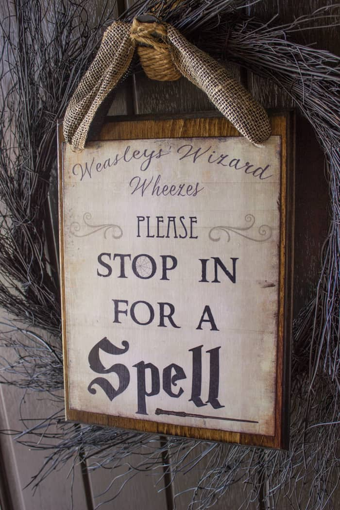 please stop in for spell