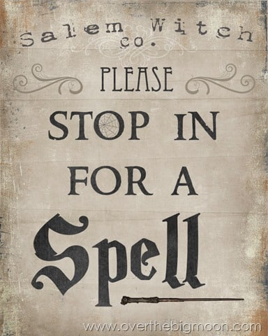 stop in for a spell