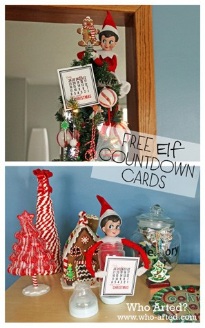 Elf Countdown