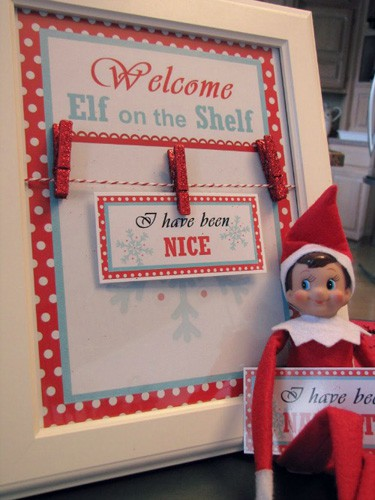10 Creative Way To Say Goodbye To Your Elf On The Shelf