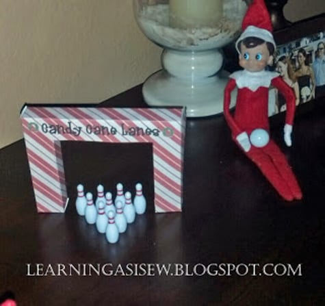 30+ Printable Elf on the Shelf Ideas - Over The Big Moon