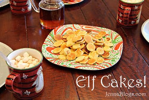 elf-cakes