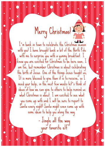 ... The Big Moon 10 Creative Way to Say Goodbye to Your Elf on the Shelf