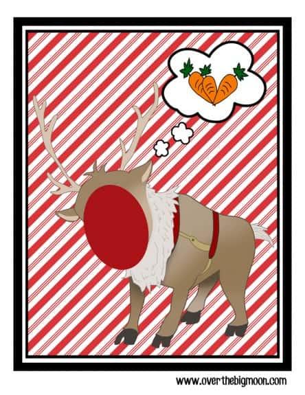 santa elf on the shelf sven cutout
