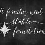 stable foundation
