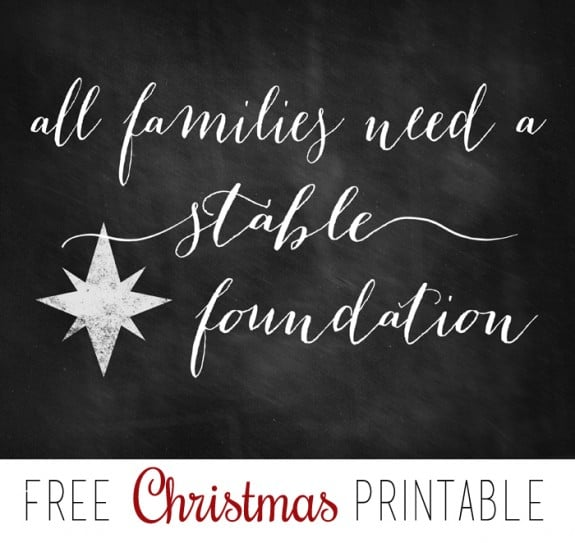 stable foundation 5