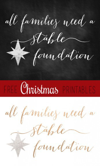 stable foundation 6